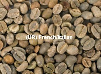 Unroasted French Italian Espresso Blend