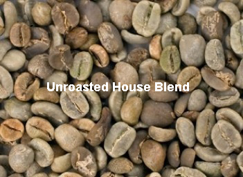 Unroasted House Blend