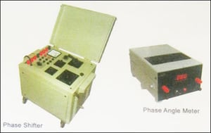Phase Shifter With/Without Phase Angle Meter
