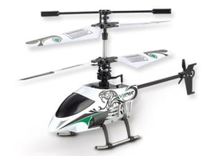 Four Channel Helicopter
