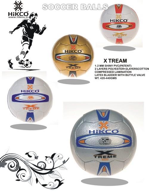 Colored Pvc Soccerball