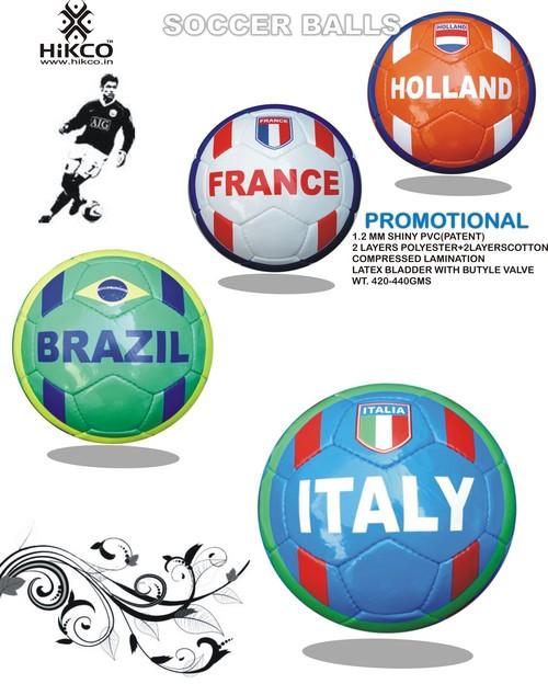 Promotional Pvc Soccerball