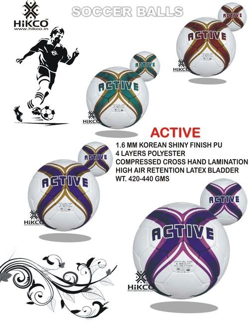 Waterproof Soccerball