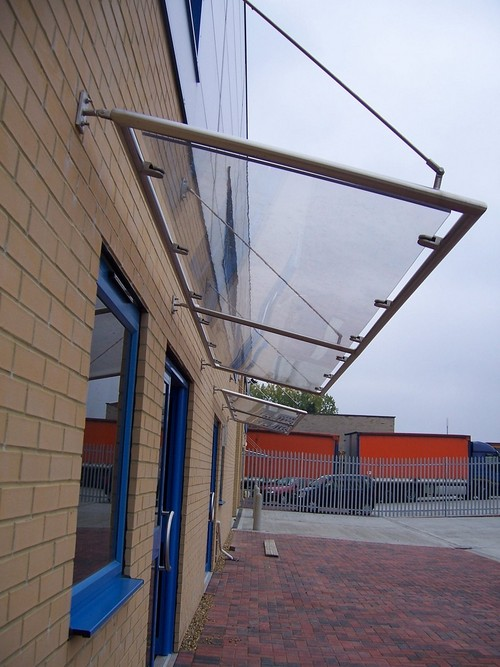Stainless Steel Canopy at Best Price in Secunderabad ...