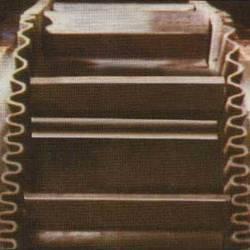 Cleats Rubber Belt