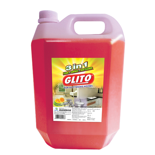 Glito 3 In 1 Floor & Surface Cleaner