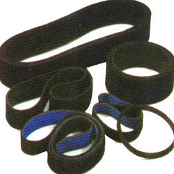 Sponge Rubber Coated Flat and Timing Belts