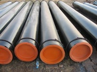 DIN 17175 Feeding Oil Water Seamless Steel Pipe