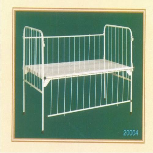 Children Bed With Drop Side Rails