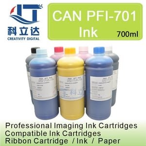 Compatible Pigment Ink For Canon