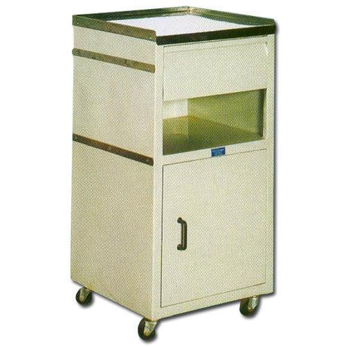 Deluxe Bed Side Locker (Ss Top)