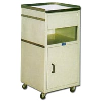 Deluxe Bed Side Locker (SS Top)