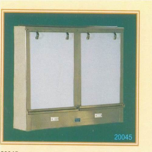 Double X-Ray View Box (Ss)