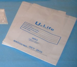 Sterilization Medical Paper Bag And Pouch