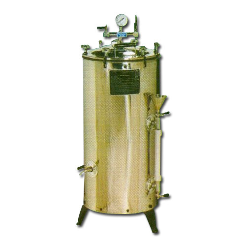 Vertical Sterilizer (Double Chamber)