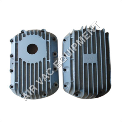 Compressor Air Blow Metal Cover