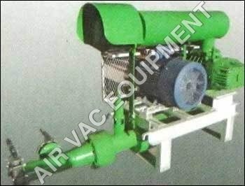 Flyash Feeding Pump (50 Hp)