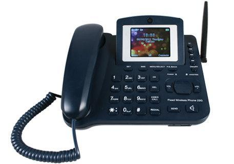 Gsm Fixed Wireless Phone - Fwp Latest With Camera, Video Call