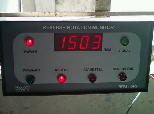 Reverse Rotation Monitor