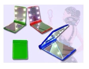 LED Compact Mirrors