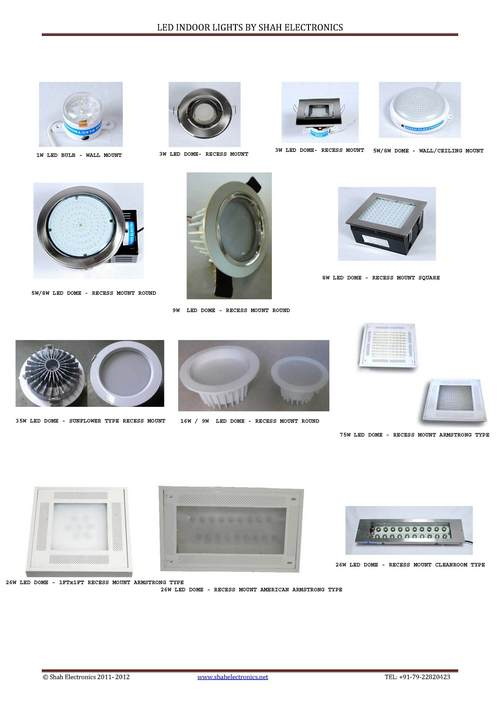 Led Electrical Downlights