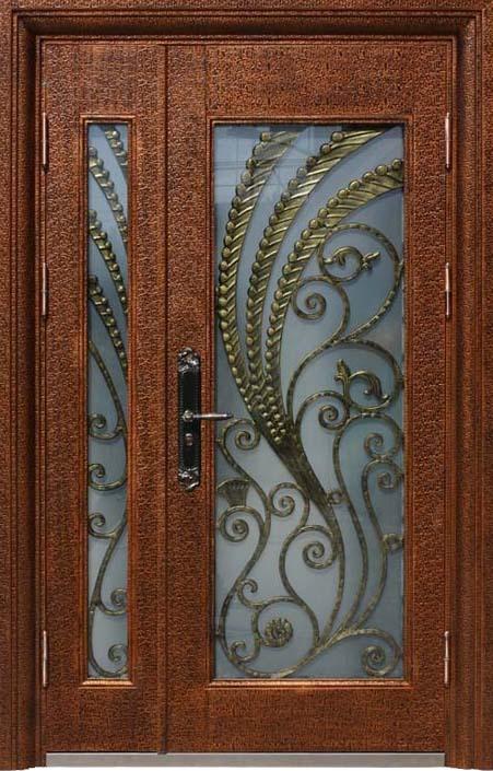 High Quality Exterior Steel Door Entry Door