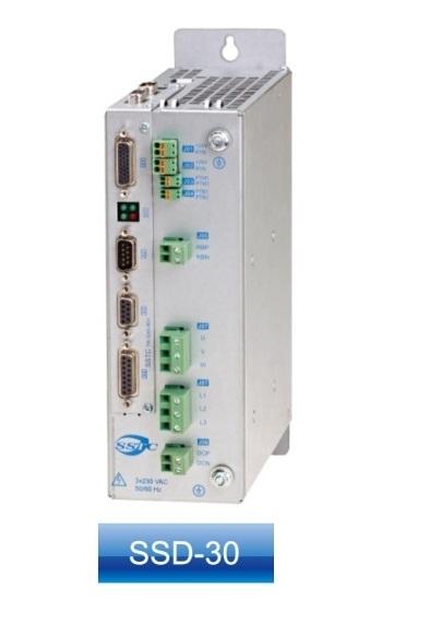 AC Servo Drive SSD-30 (For 2 KW)