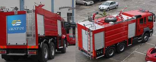 Fire Truck Special Equipped