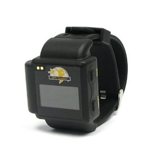 Watch style GPS/GPRS/GSM Personal/ Pets Tracker