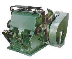 Heavy Duty Die Punching Machine