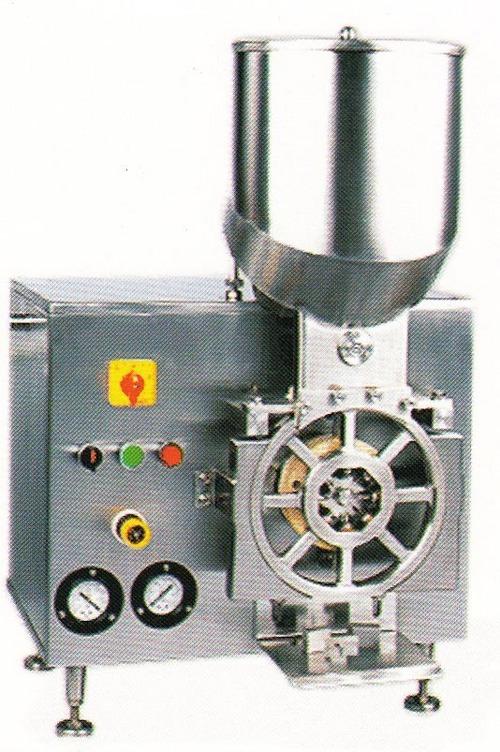 Semi Autom Powder Filling Machine