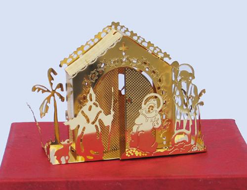 3-D Christmas Decoration