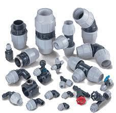 Compression Fitting Pipe