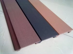 Exterior WPC Wall Panels