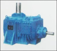 Bevel Helical Cooling Tower Gearbox
