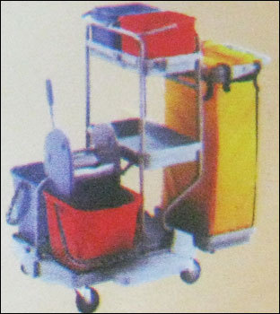 Complete Trolley With Bag