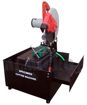 Specimen Cutter Machine