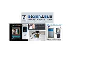Bio Enabled Access Control System