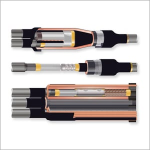 Robust Heat Shrink Cable Joint