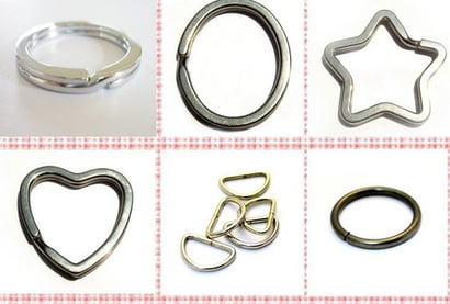 Buckles And Key Rings
