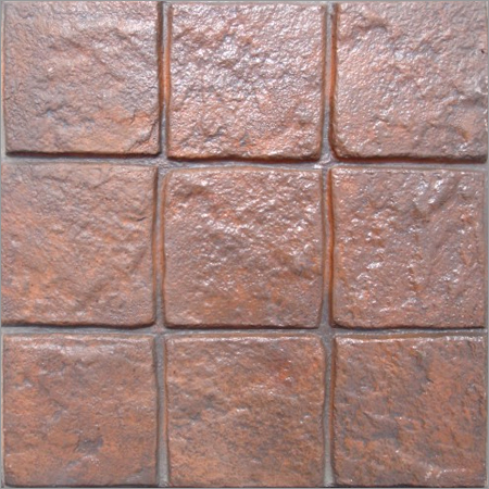 Cobble Stones (Dull Red)