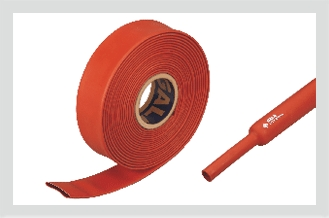 Heat Shrinkable Red Insulation Tube