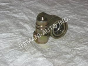 Robust Gas Pipeline Quick Release Coupling