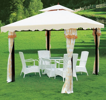 Tent With Window Screen