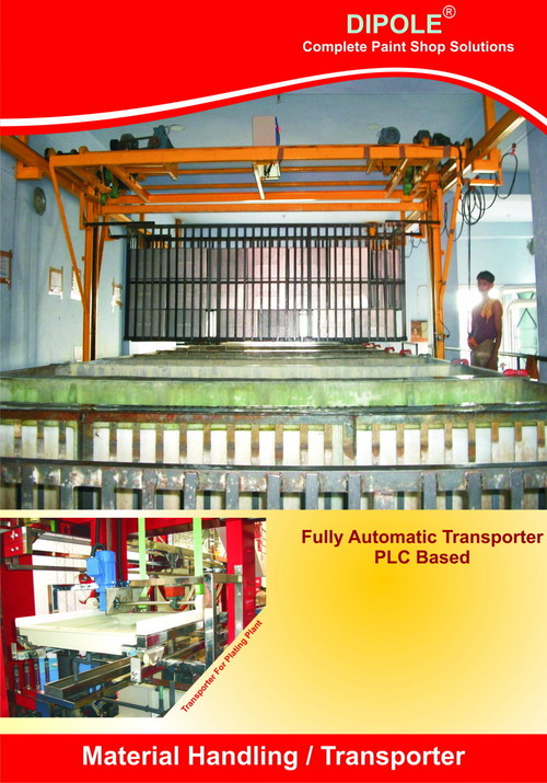 Fully Automatic Transporter (Plc Based)