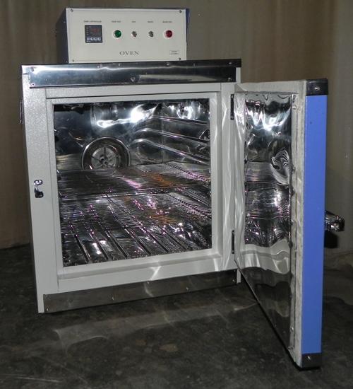 Lab Type Door Open Oven
