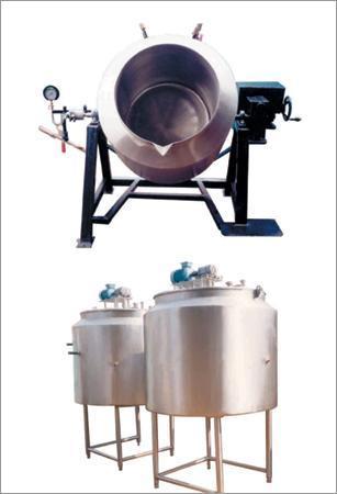 Multi Purpose Pans, Kettles & Vessels