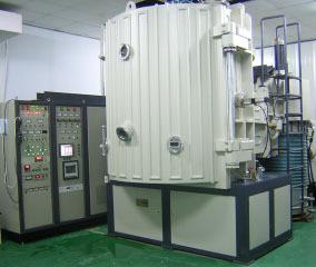 Evaporation Magnetron Sputtering Vacuum Coating Equipment In Qiuga Town