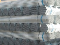 Galvanized Cold Rolled Seamless Steel Pipes