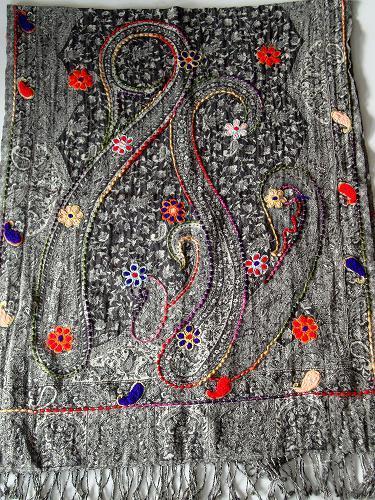 Boiled Wool Designer Shawls